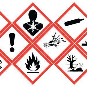 لیست مواد شیمیایی قابل اشتعال
